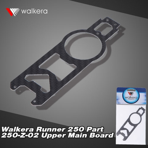 Original Walkera Runner 250 FPV Quadcopter Parts Runner 250-Z-02 Upper Main Board от Tomtop.com INT