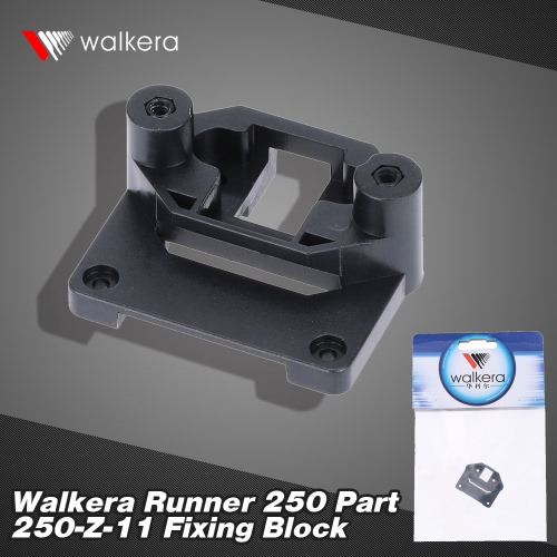 Original Walkera Runner 250 FPV Quadcopter Parts Runner 250-Z-11 Fixed Block от Tomtop.com INT