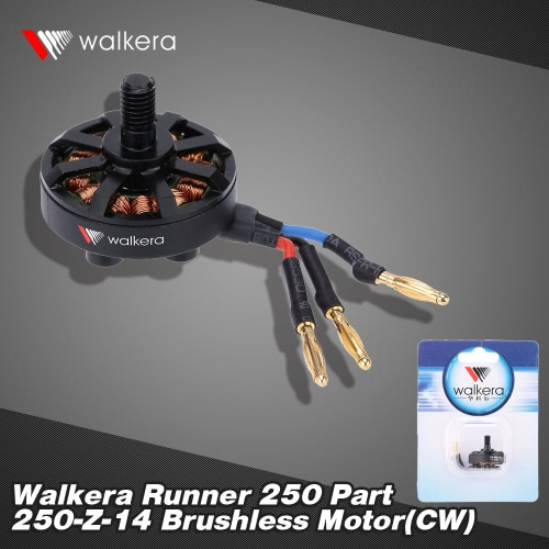 Original Walkera Runner 250 FPV Quadcopter Parts Runner 250-Z-14 Brushless Motor(CW)(WK-WS-28-014) от Tomtop.com INT