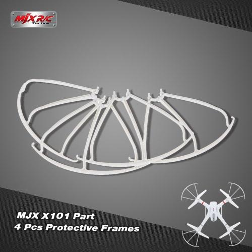 Buy 2 Pairs Original MJX X101 Part Protective Frames RC Quadcopter