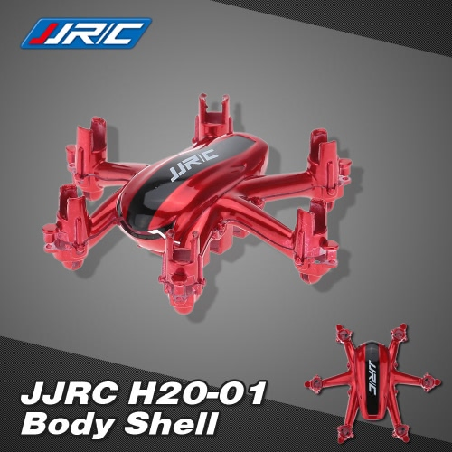 Original JJRC H20 RC Hexacopter Part H20-01 Body Shell от Tomtop.com INT
