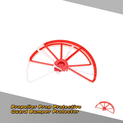 Buy Red White Removable Propeller Prop Protective Guard Bumper Protector DJI Phantom 1 2 3 RC Quadcopter