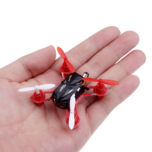 Buy WLtoys V272 2.4G 4CH 6AXIS Gyro 3D Rolling LED Mini QuadCopter Toys Red BNF Without Transmitter (WLtoys V272,Mini QuadCopter,Toys Plane)