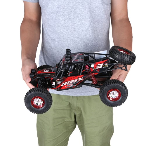 Buy Original FEIYUE FY-03 EAGLE-3 1:12 4WD 2.4G Full Scale Desert Off-road RC Car