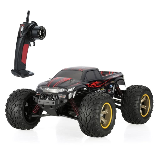 Buy Original GPTOYS Foxx S911 Monster Truck 1/12 RWD High Speed Off-Road RC Car