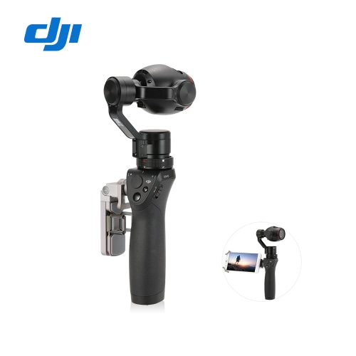 DJI OSMO+ Handheld 4K Camera 3-Axis Gimbal Zoom Camera,limited offer $528.99