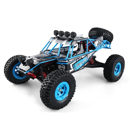 Buy Original JJR/C Q39 2.4GHz 1/12 4WD RTR Desert Off-road Vehicle Short-course Truck RC Car