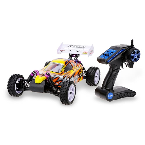 Originally HSP 94107 1/10 4WD Electronic Powered Brushed Motor RTR Off-Road Buggy & 2.4GHz Transmitter