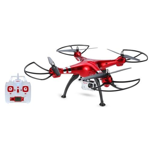 Syma X8HG Barometer Set Height Drone-RTF,limited offer $88.99