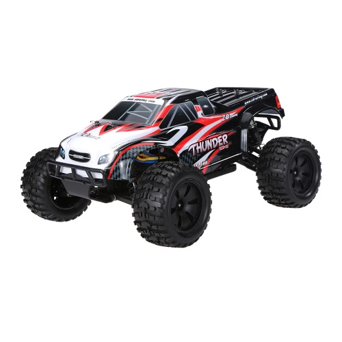 Buy Original ZD Racing NO.9106 Thunder ZMT-10 2.4GHz 4WD 1/10 Scale RTR Brushless Electric Monster Truck RC Car