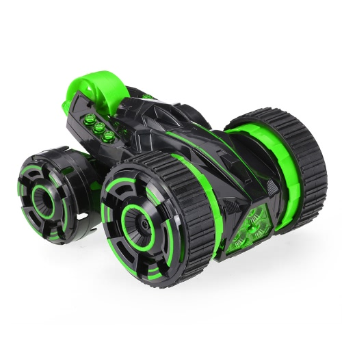 Buy MKB 5588-602 6CH Double-side 5 Wheels Stunt Tumbling 360u00b0 Rotation Off-road RC Car