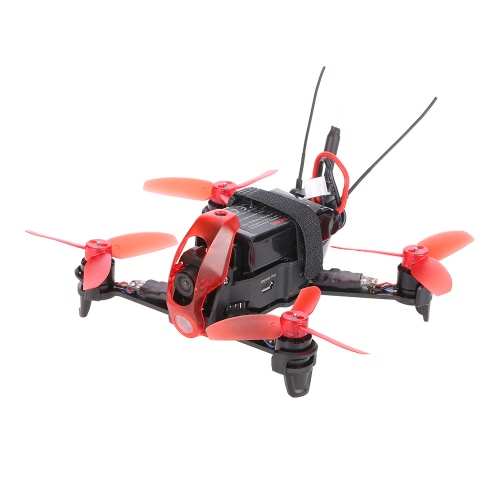Buy Original Walkera Rodeo 110 Tiny Micro 5.8G FPV Racing Quadcopter F3 Flight Controller Brushless Indoor Drone BNF