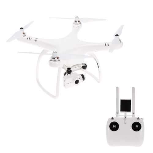 Upair One Plus 5.8G FPV 2.7K HD Camera Brushless GPS Drone 2-Axis Gimbal Aerial Photography RC Quadcopter