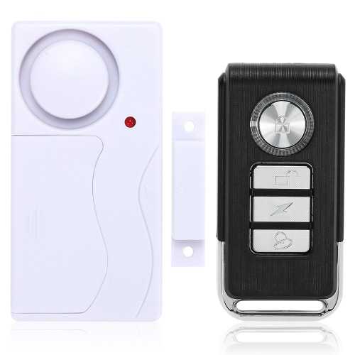 Wireless Magnetic Door Sensor Remote Control Home House Window Detector Security Alarm