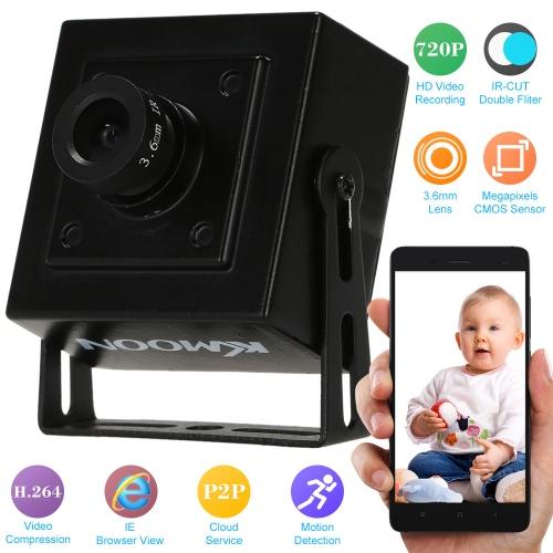 Buy KKmoon H.264 HD 720P IR-CUT IP Camera Motion Detection Alarm CCTV Security Home Surveillance