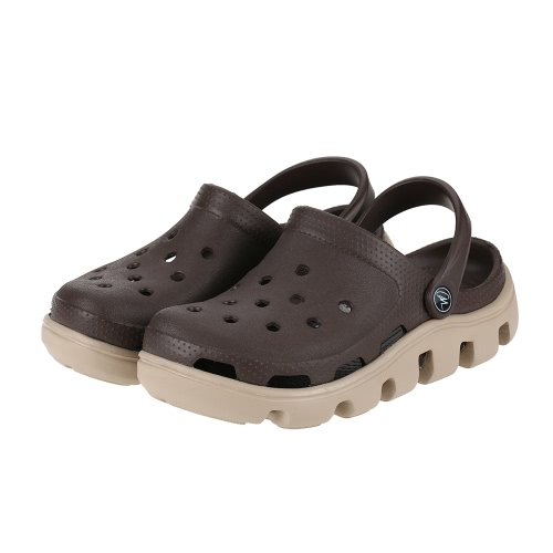 Summer Cool Beach Unisex Holes Shoes