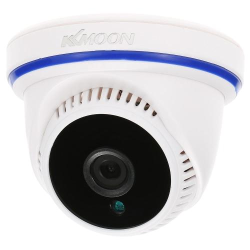 Buy KKmoonu00ae AHD 960P 1600TVL Megapixels CCTV Security Surveillance Indoor Dome Camera support IR-CUT Filter Night View Plug Play 24 LEDs