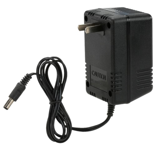 DC 12V 1A Power Supply 220V Indoor Power Adapter ABS Plastic Charger CCTV Camera Home Security US Plug