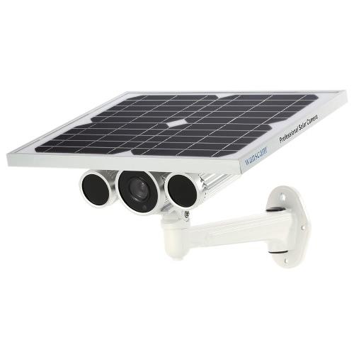 Wanscam? Wireless WiFi Solar&Battery Power Bullet IP Camera,limited offer $149.99