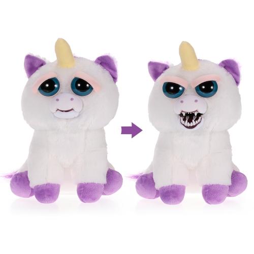 Feisty Pets Plush Stuffed Unicorn,free shipping $11.55(Code:TTBFPET2)