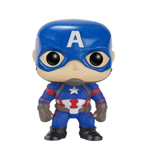 FUNKO Captain America 3 Civil War Action Figure - Captain America от Tomtop.com INT