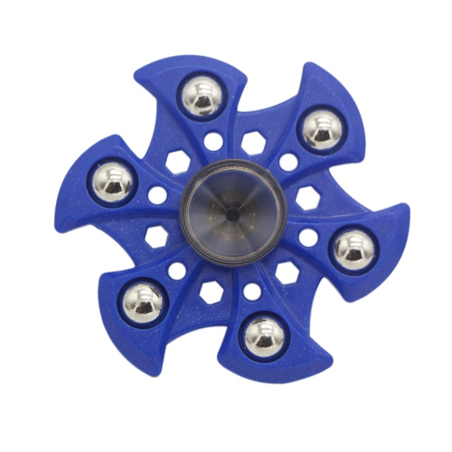 Buy Fidget Hand Toy Anti-Anxiety Spins Ultra Fast Durable Portable Spinner Killing Time Relieves Stress ADHD Fidgety Autism