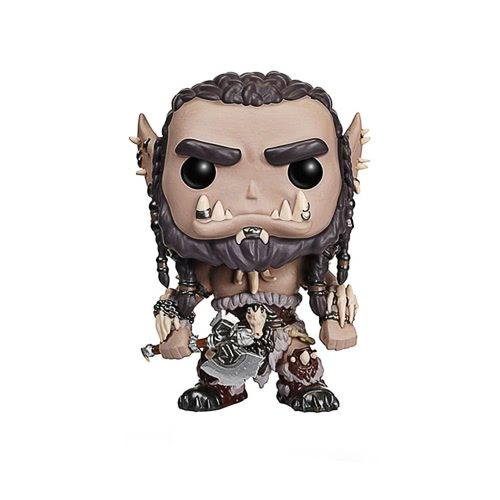 FUNKO POP Movie Warcraft Action Figure Vinyl Model Ornaments - Durotan от Tomtop.com INT