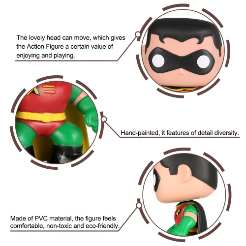 FUNKO POP DC Heroes Action Figure Vinyl Model Collection - Robin