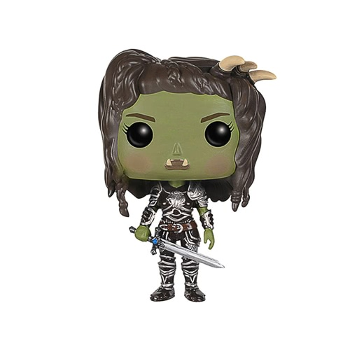 FUNKO POP Movie Warcraft Action Figure Vinyl Model Ornaments - Garona от Tomtop.com INT