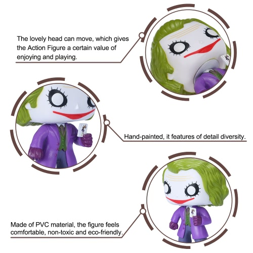 FUNKO POP DC Heroes The Dark Knight Action Figure Vinyl Model Collection - The Joker