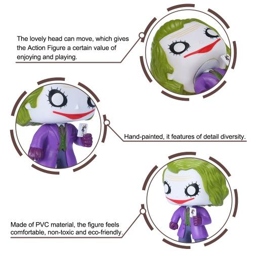 FUNKO POP DC Heroes The Dark Knight Action Figure Vinyl Model Collection - The Joker