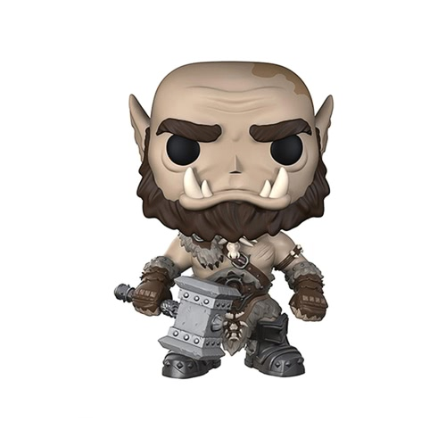 FUNKO POP Movie Warcraft Action Figure Vinyl Model Ornaments - Orgrim от Tomtop.com INT