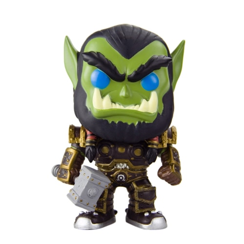 FUNKO POP Game WOW Action Figure Vinyl Figure Model Ornaments - Thrall от Tomtop.com INT