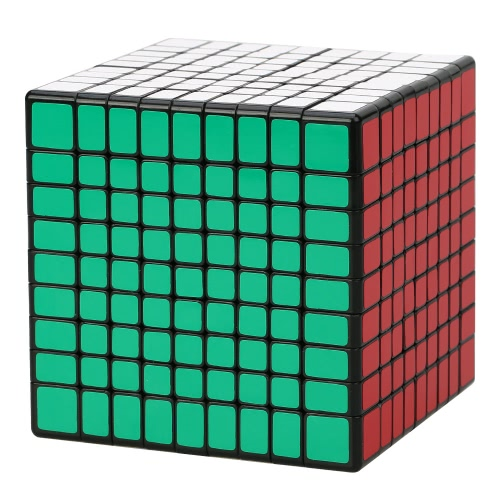 Buy Professional Shengshou 9 * Magic Cube Speed Cubo Square Puzzle Twist Educational Toy Black Ground