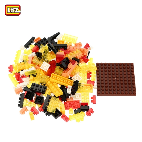 LOZ  Nano Blocks Micro Building Blocks Toys Mini Diamond Blocks Gift  DIY Toys 9175