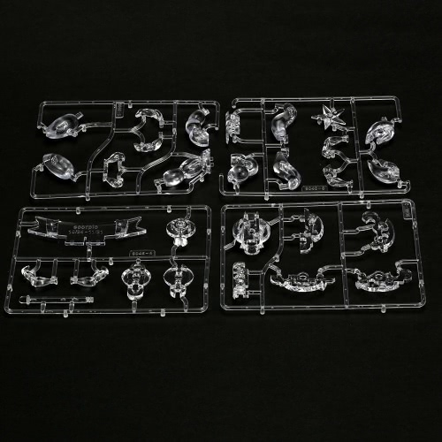 Buy Coolplay 3D Crystal Blocks Assembly Puzzle Translucent DIY Building Kid's Toy Lovely Gift Children Adult Special Birthday Present Christmas
