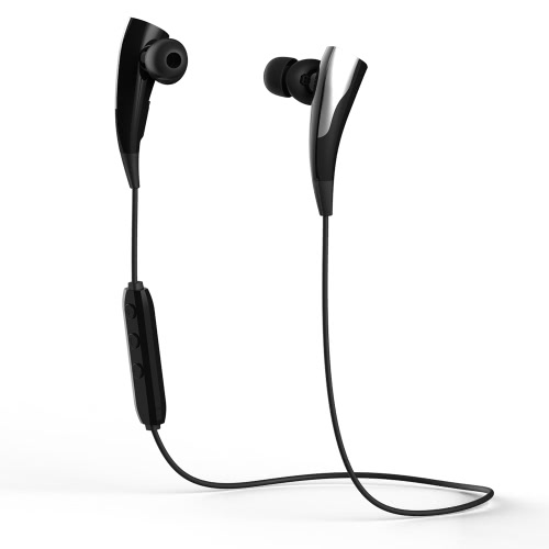 Buy Arealer K9 Wireless Stereo Bluetooth Earphone In-ear Sport 4.1 Music Headset Hands-free Mic iPhone 6S 6 iPad iPod LG Samsung S7 Note 5 Smart Phones Bluetooth-enabled Devices