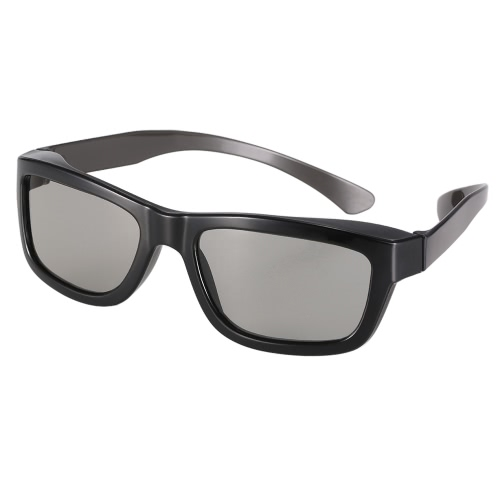 Passive 3D Glasses Circular Polarized Lenses for Polarized TV Real D 3D Cinemas for Sony Panasonic от Tomtop.com INT