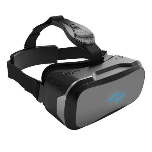 Buy 3Glasses D2 VR Headset Virtual Reality Glasses Display Game 3D Movie 2K 5.5inch TFT-LCD Screen Head-Mounted w/HD USB Cable Computer Notebook