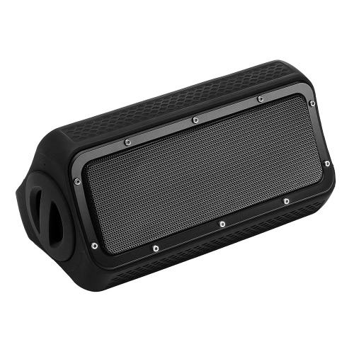 Buy TWS True Wireless Bluetooth Speaker 4.2 Outdoor Hands-free Mic IP55 Waterproof Dustproof Charger 4400mAh