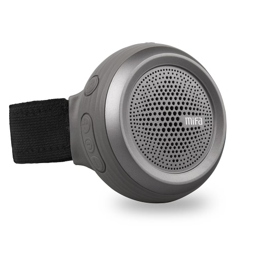 Buy Mifa F20 Wireless Bluetooth Outdoor Speaker 4.0 APP Hands-free Mic Blue iOS / Android Smart Phones Bluetooth-enable Devices