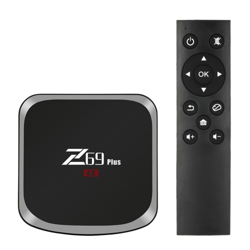 Z69 Plus Smart Android 7.1 TV Box,limited offer $55.99
