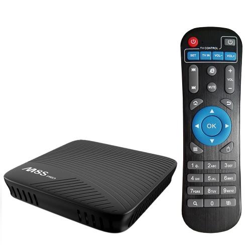 Buy M8S PRO Smart Android 7.1 TV Box S912 3GB DDR4+16GB EMMC Flash Bluetooth 4.1 US Plug