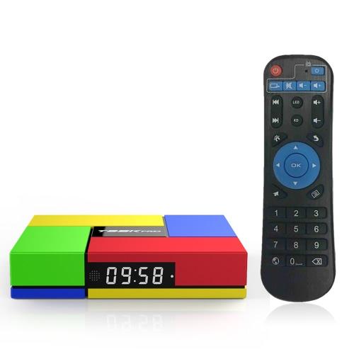 Buy T95K Pro Android 6.0 TV Box Amlogic S912 Octa Core 64bit 2G + 16G H.265 UHD 4K Bluetooth 4.0 DLNA EU Plug