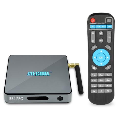 Buy MECOOL BB2 PRO Android 6.0 TV Box Amlogic S912 -3G+16G EU Plug