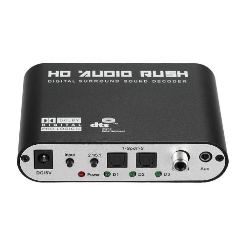 Audio Decoder Rush S