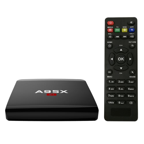 A95X R1 Android 7.1.2 TV Box,limited offer $19.99