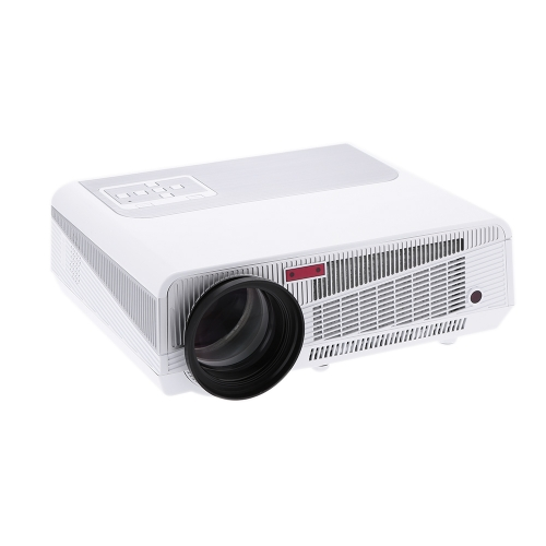 Buy LED-86 + Portable Full HD 1080P Projector 3000Lumens Contrast Ratio 2000:1 VGA USB Business Education Personal Entertainment Home Theater