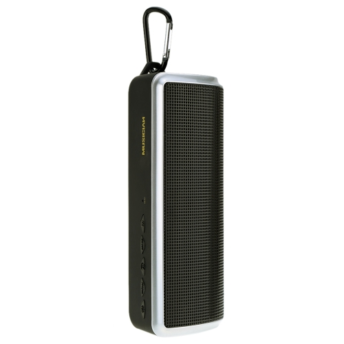Wireless Bluetooth 4.0 Stereo Speaker Soundbox Audio Loudspeaker Speakerphone Mic Hands-free 6 LED Light Mode TF Card U Disk USB Flash Drive Play Outdoor Portable