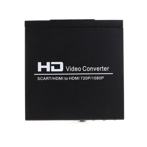 Buy Hot-selling SCART + HD Converter Full 1080P Digital High Definition Video Adapter HDTV Projector